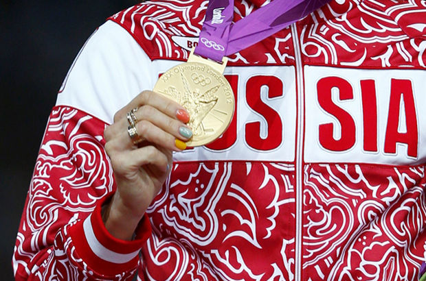 Dopingli Rus atletler