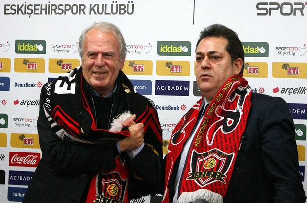Mustafa Denizli Eskişehirspor