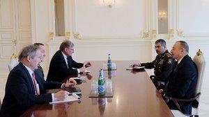 ABD ve Rusya Genelkurmay başkanları buluştu