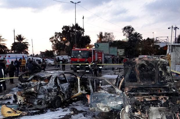 Irak'ta bombalı saldırı: 47 ölü, 50 yaralı