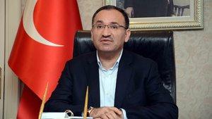 Adalet Bakanı Bozdağ Habertürk TV'de konuşuyor