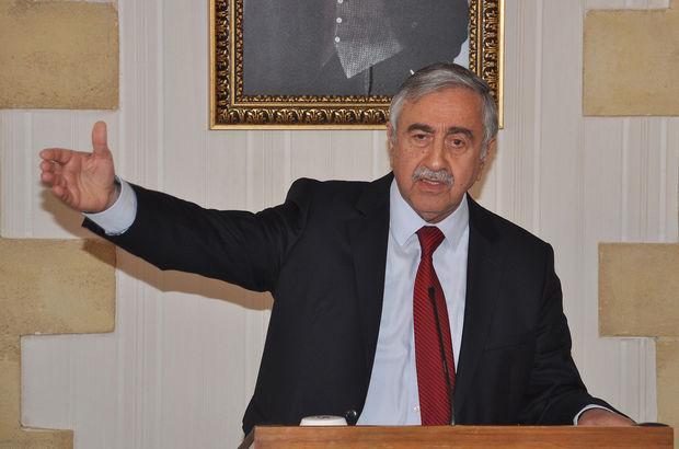 Akıncı'dan Kıbrıs müzakerelerine ilişkin açıklama