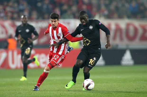Olympiakos - Osmanlıspor