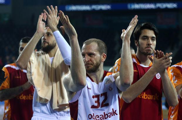 Galatasaray Odeabank: 77 - Darüşşafaka Doğuş: 71