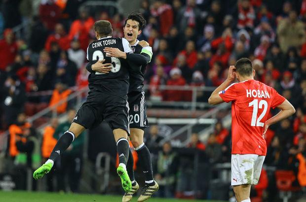 Hapoel Beer-Sheva: 1 - Beşiktaş: 3 | MAÇ SONUCU