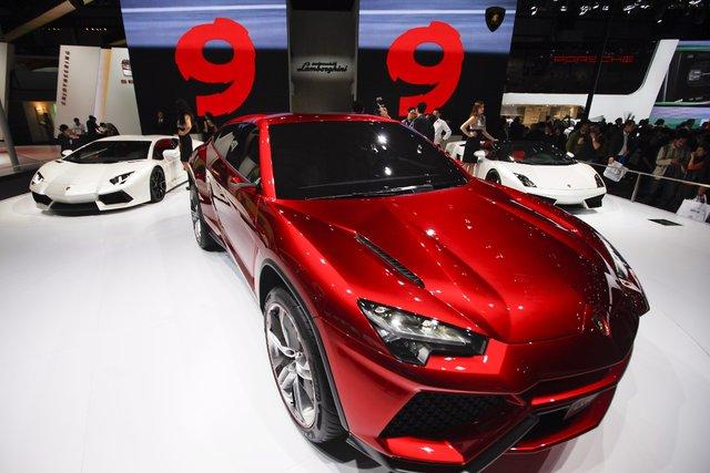 Lamborghini URUS rekabeti kızıştıracak