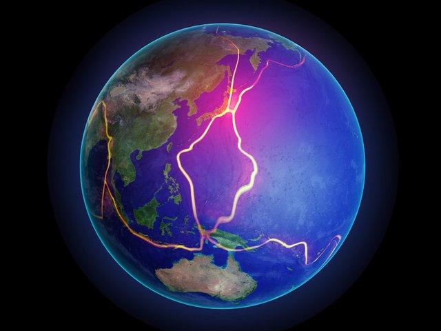 Dünyada artık sekizinci bir kıta var