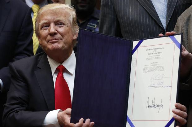 Donald Trump'tan yeni göçmen kararnamesi