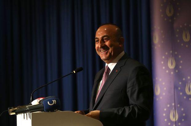 Dışişleri Bakanı Mevlüt Çavuşoğlu Almanya'da