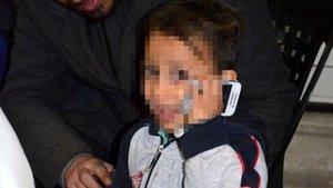 Çanakkale'de 13 aylık bebek yangında öldü