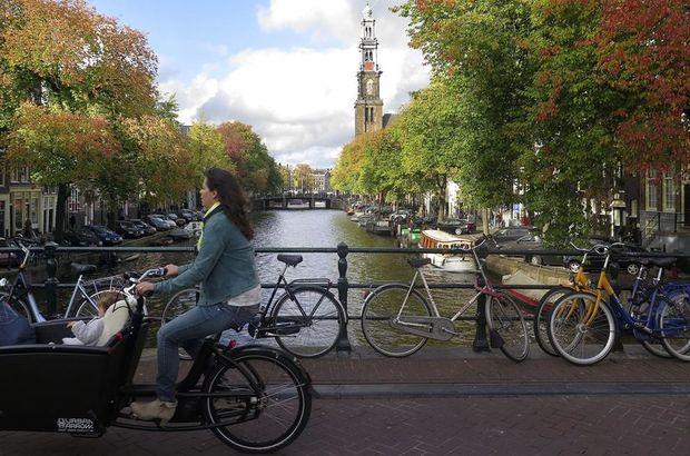 Amsterdam'da sokakta sözlü tacize 4 bin Euro ceza