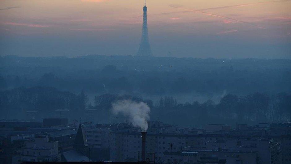 Hava kirliliği prematüre