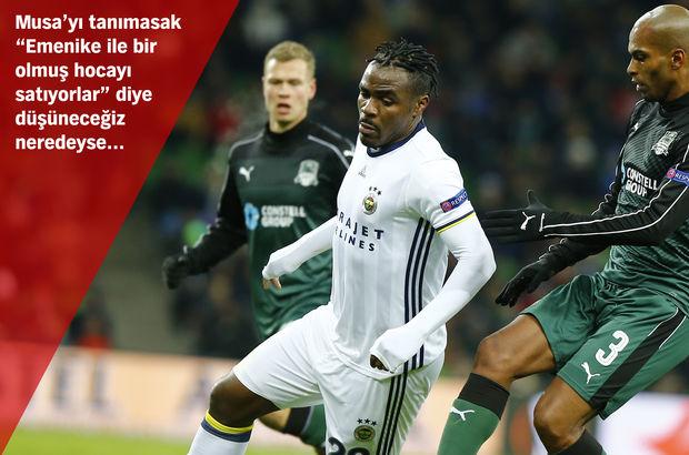 Krasnodar - Fenerbahçe maçının yazar yorumları
