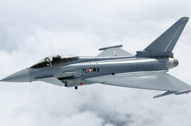 Eurofighter savaş uçakları