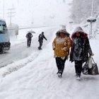 Doğu Karadeniz kara teslim oldu! Meteoroloji'den uyarı geldi