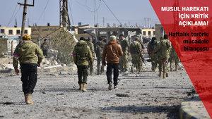 TSK: El Bab bölgesinde büyük ölçüde kontrol sağlandı
