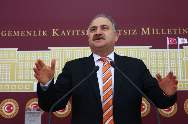 CHP'li Levent Gök: Türkiye'nin stratejik ortak olmaktan çıkıp, operasyonel ortak izlenimi veriliyor