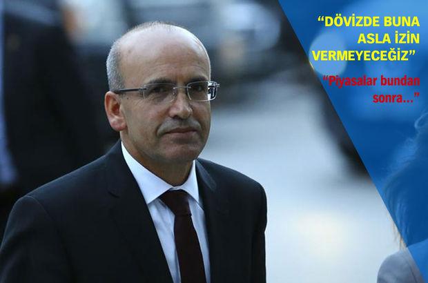 Mehmet Şimşek: Arabadan çok, şoförün sigortalanması lazım