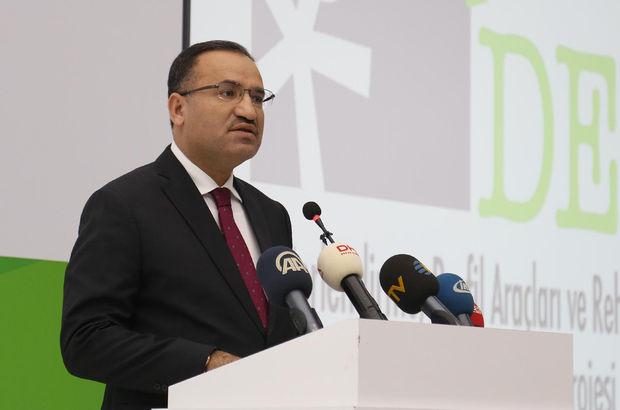 Adalet Bakanı Bekir Bozdağ: Sistemin adı bile yetti, CHP değişti