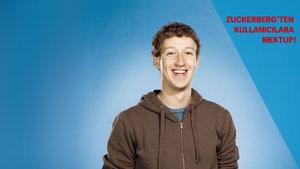 Mark Zuckerberg 1.9 milyar kullanıcısına mektup gönderdi