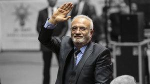 AK Parti'li Mustafa Elitaş rekor kırdı