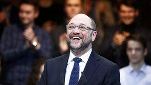 Almanya'da Martin Schulz'a destek artıyor