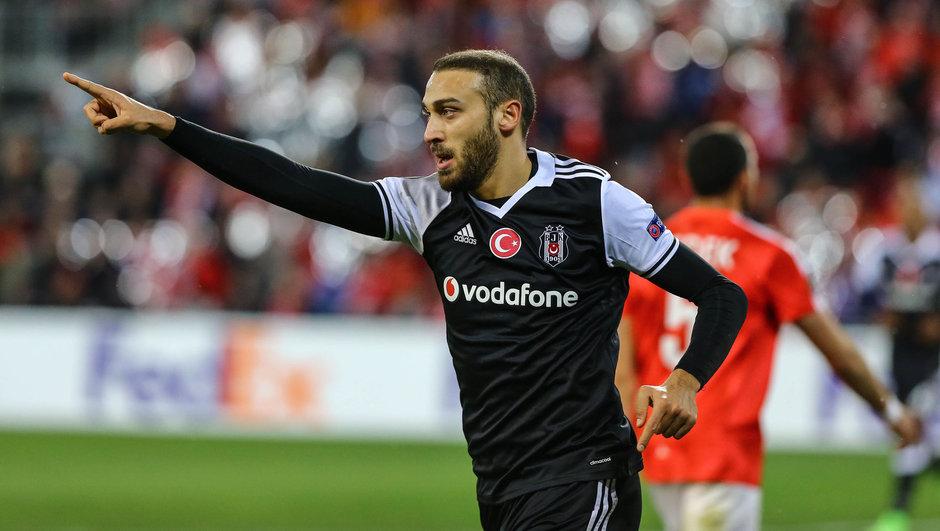 Cenk Tosun Beşiktaş UEFA