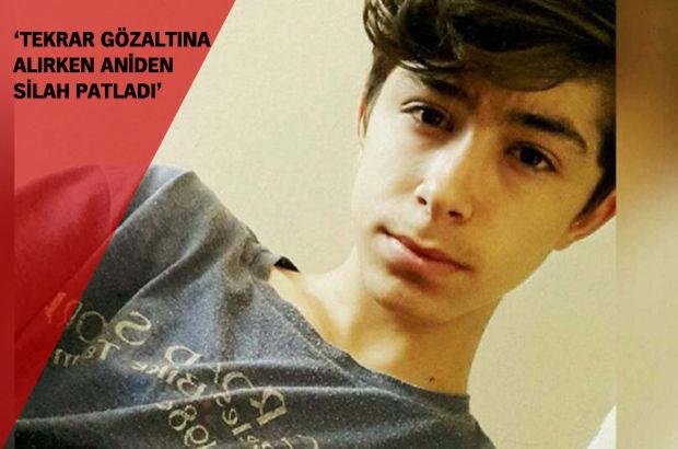 16 yaşındaki Ömer'i öldüren silahın sahibi polis serbest