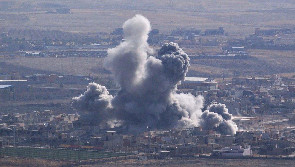Irak DEAŞ