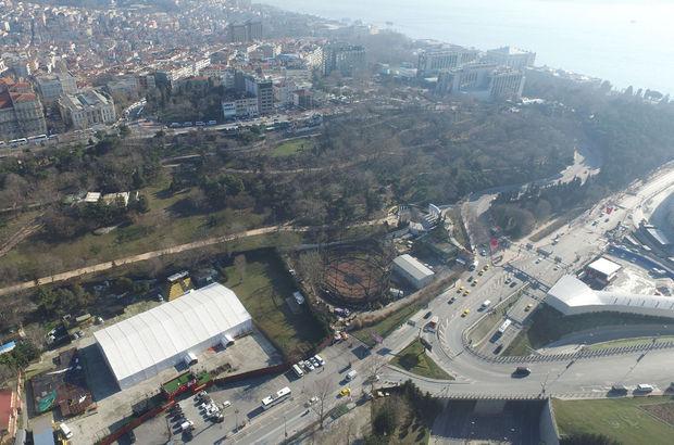 Maçka Parkı için güzergah değişti, CHP plana ret verdi