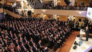53. Uluslararası Münih Güvenlik Konferansı başladı