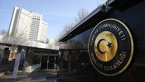 Dışişleri Bakanlığı'ndan Yukarı Karabağ'a kınama
