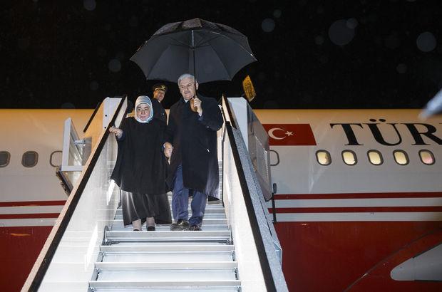 Başbakan Binali Yıldırım Almanya'da
