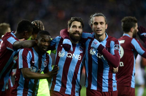 Trabzonspor'u onlar sırtladı