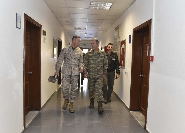 Türkiye'nin ABD'ye sunduğu iki 'Rakka planı'