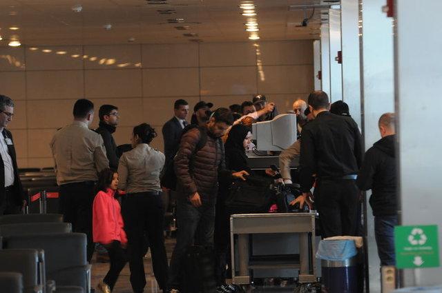 THY'nin Toronto uçağında bomba notu