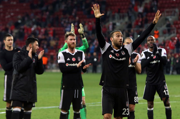 Beşiktaş gelir artışında Avrupa'da ikinciliğe uçtu