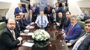 Cumhurbaşkanı Erdoğan: 'Hayır'a baskı derdimiz yok ama 'Hayır' demekte hayır yok