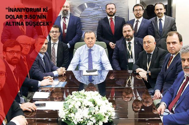 Cumhurbaşkanı Recep Tayyip Erdoğan: 'Hayır'a baskı derdimiz yok ama 'Hayır' demekte hayır yok
