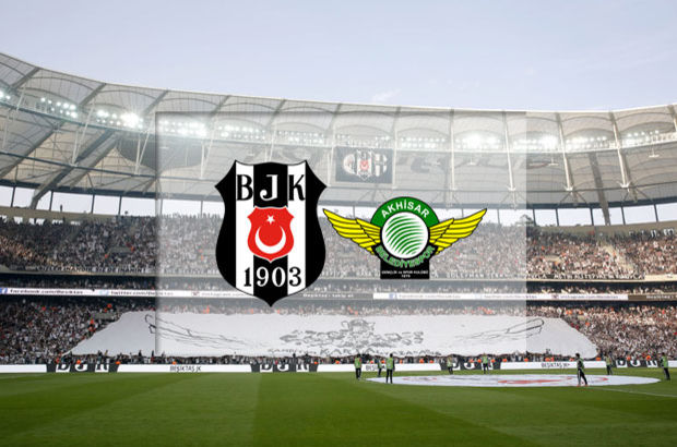 Beşiktaş - Akhisar Belediyespor maçı hangi kanalda, saat kaçta, ne zaman?