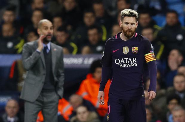 Messi, Guardiola'yı çağırdı