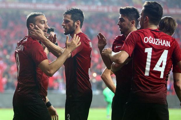 Kosova maçı Arnavutluk'ta
