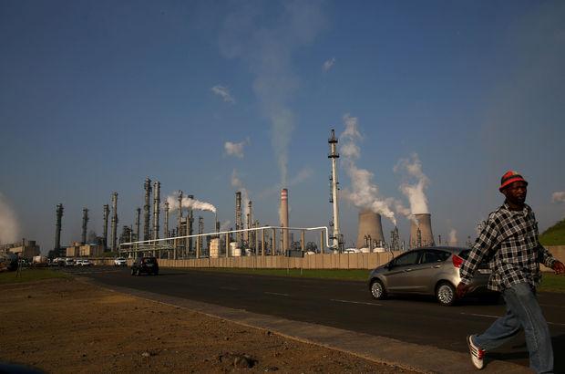 Güney Afrika'daki deniz üssünde metan gazı sızıntısı: 6 ölü