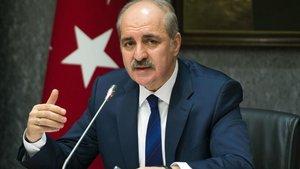 """Numan Kurtulmuş: """"Türkiye Varlık Fonu ekonomiyi dış saldırılara karşı koruyacak"""""""