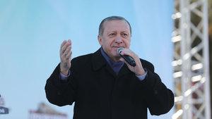 Cumhurbaşkanı Erdoğan: Cumhuriyetimiz ilelebet yaşayacak