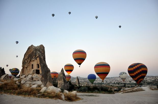 Nevşehir Kapadokya'da balon sert iniş yaptı, 1 kişi öldü