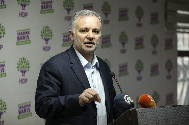 HDP'li Ayhan Bilgen'in dosyasına