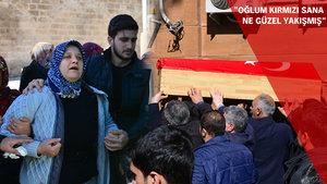 Viranşehir şehidi 11 yaşındaki Oktay Günak son yolculuğuna uğurlandı