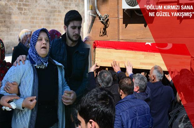 Viranşehir'de şehidi 11 yaşındaki Oktay Günak son yolculuğuna uğurlandı