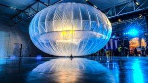 Google'dan balonlu internet ağı için kritik adım başladı